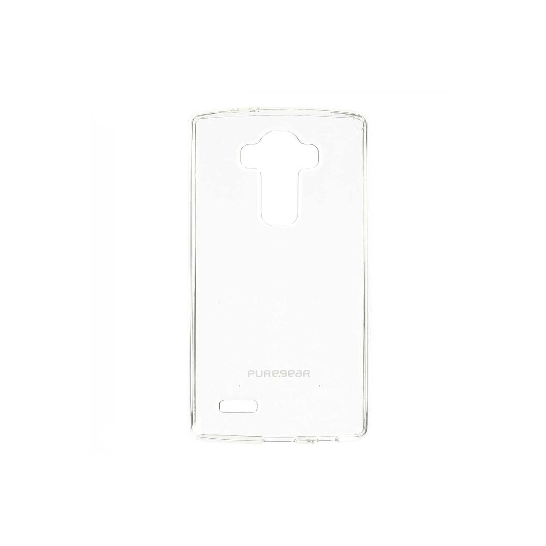 . Funda PUREGEAR Slimshell para LG G4 Transparente