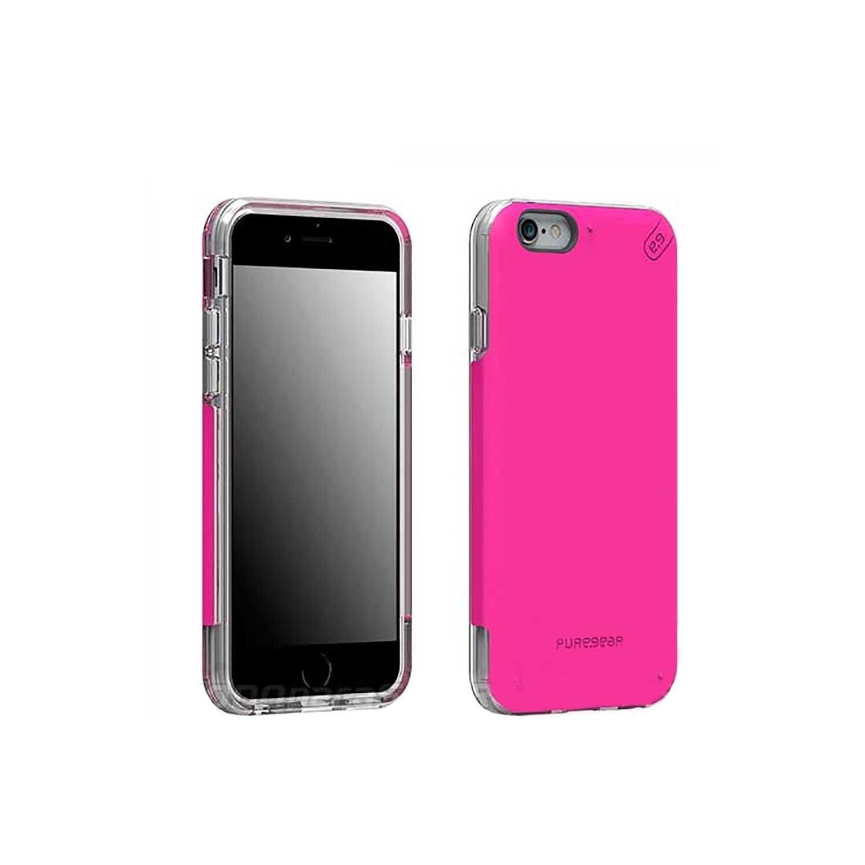 . Funda PUREGEAR Dualtek Pro para iPhone 6 y 6s Rosa