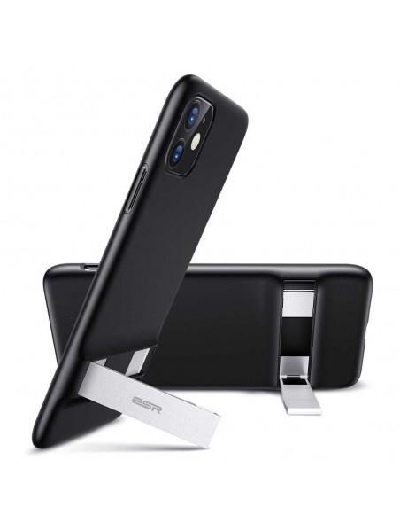 . Funda ESR Air Shield Boost para iPhone 11 Negra Kickstand