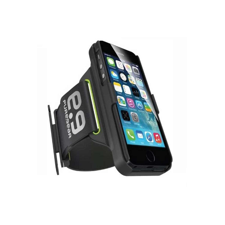 . Funda PUREGEAR Hip Sports para iPhone 6 y 6s Banda brazo