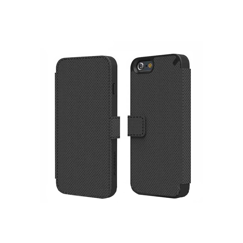 . Funda PUREGEAR Folio Case para iPhone 6 y 6s Negro