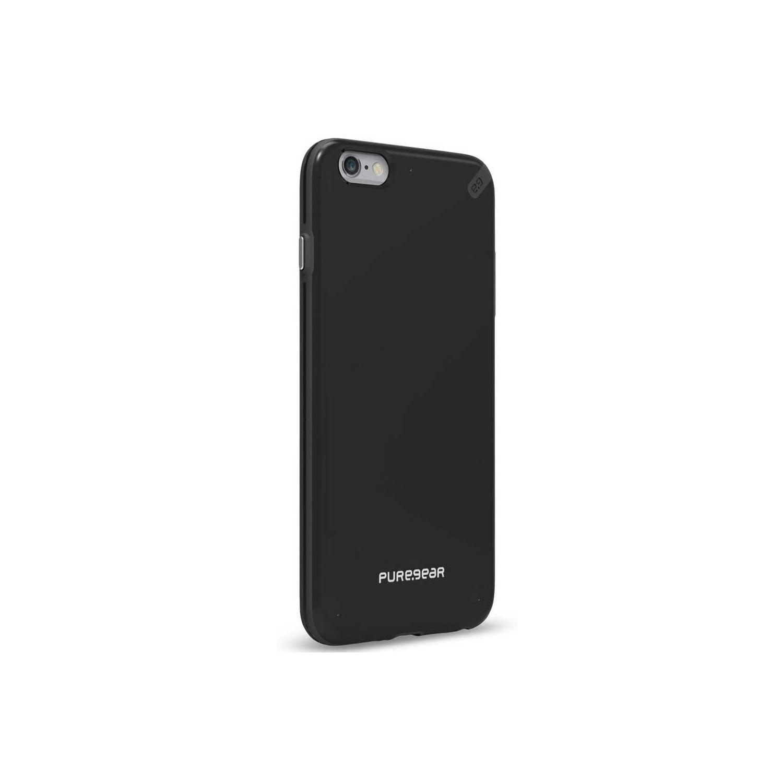 Case - Slimshell Puregear for iPhone 6 Plus Black