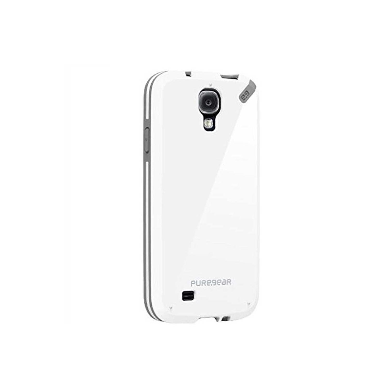 . Funda PUREGEAR Slimshell para Samsung S4 Blanca