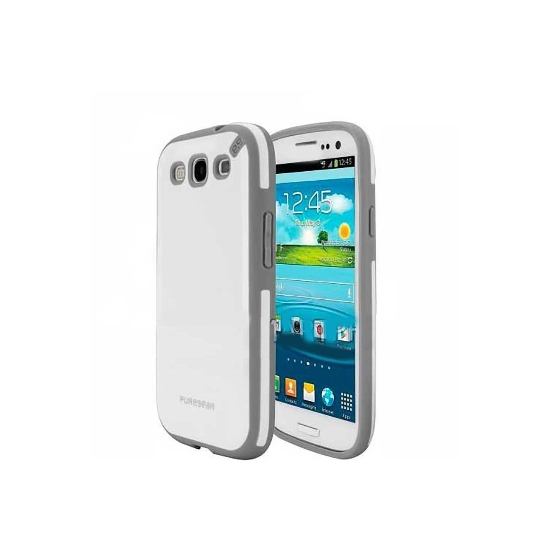 . Funda PUREGEAR Slimshell para Samsung S3 Vanilla
