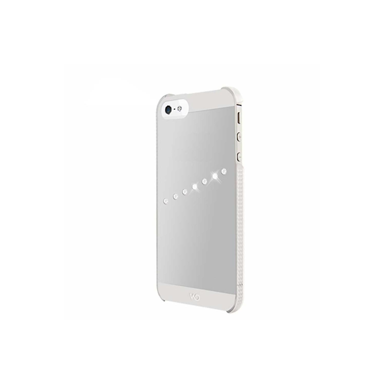 . Funda WHITE DIAMONDS Sash Ice para iPhone SE 2016 iPhone 5s y 5 Transparente