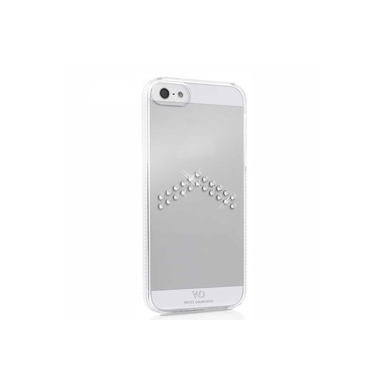 . Funda WHITE DIAMONDS Arrow para iPhone SE 2016 iPhone 5s y 5 Transparente