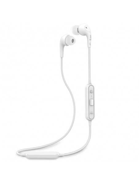 Manos Libres ILUV Bluetooth Universal Stereo Bubble Gum Air Blanco