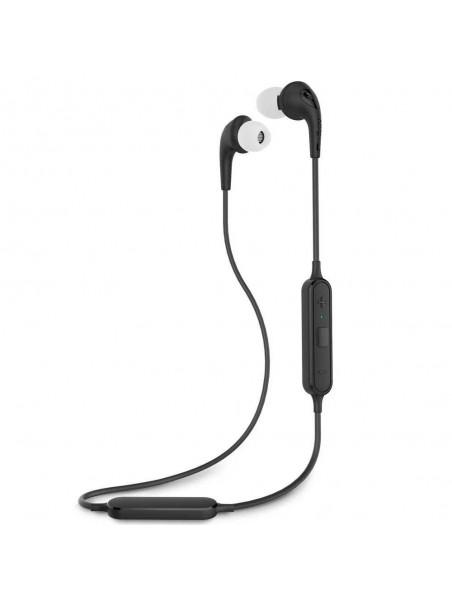 Manos Libres ILUV Bluetooth Stereo Bubble Gum Air Negro Universal
