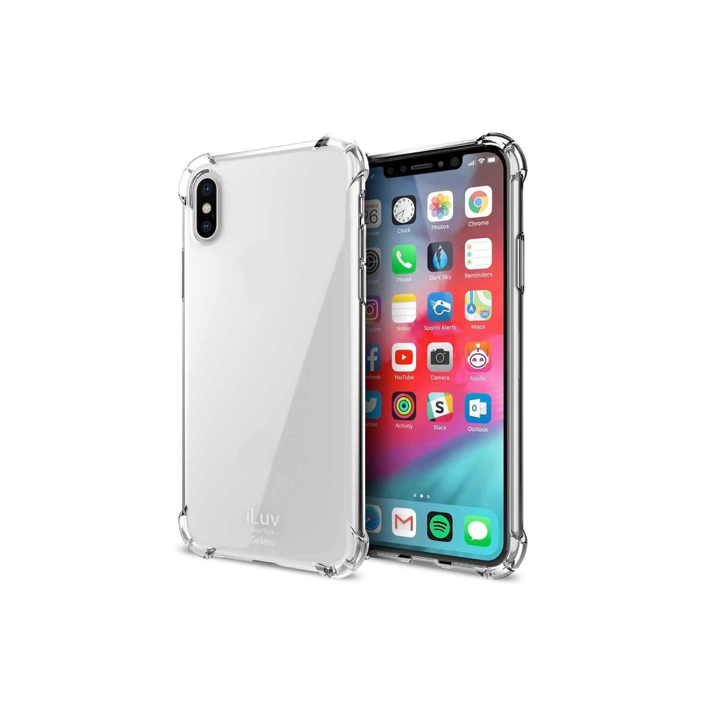 . Funda ILUV Gelato para iPhone X y Xs TPU Translucido