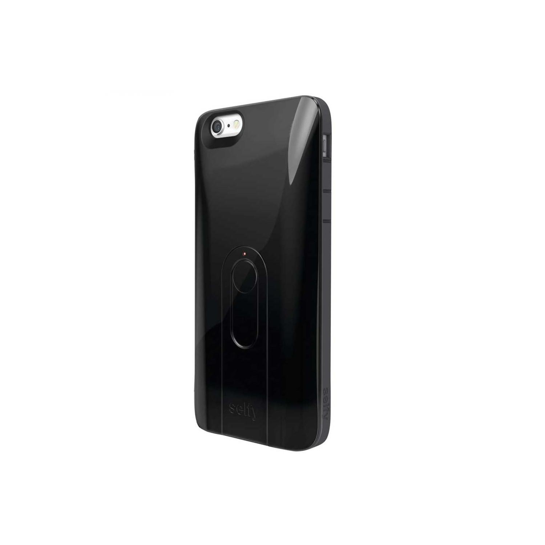 . Funda ILUV Selfy para iPhone 6 PLUS Negra