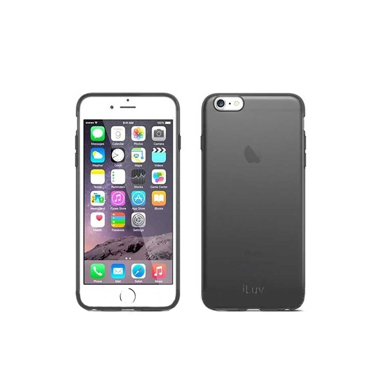 . Funda ILUV Gelato para iPhone 6 PLUS TPU Negro