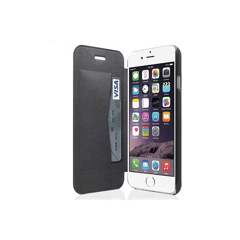 . Funda ILUV Diary Card para iPhone 6 PLUS Negra
