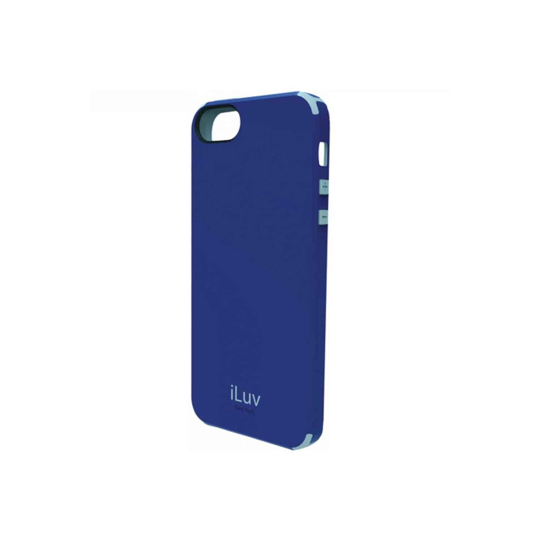 . Funda ILUV Regatta para iPhone SE 2016 iPhone 5s y 5 Azul