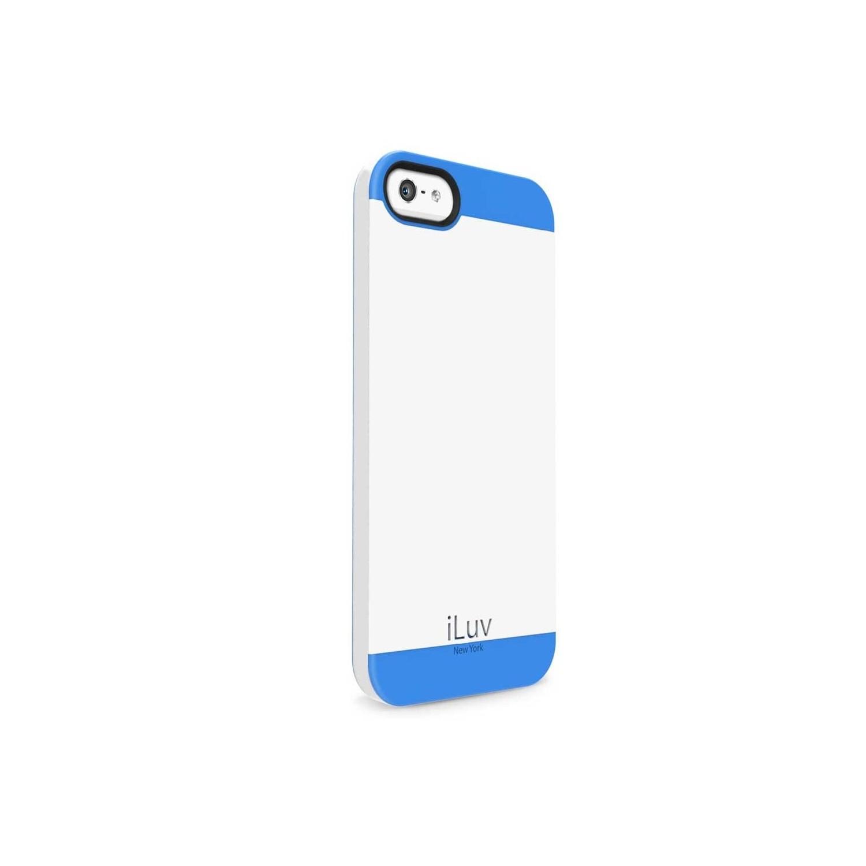 . Funda ILUV FlightFit Blanca para iPhone SE 2016 iPhone 5s y 5