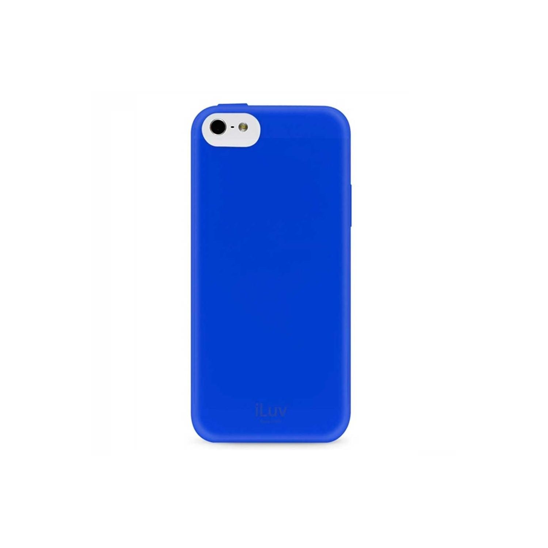 . Funda ILUV Gelato Azul para iPhone SE 2016 iPhone 5s y 5 TPU