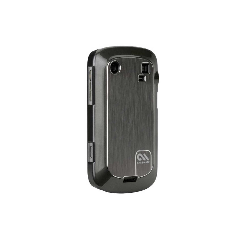 . Funda Protector CASE MATE para Blackberry 9900 9930 Bold  Barely There color Aluminio