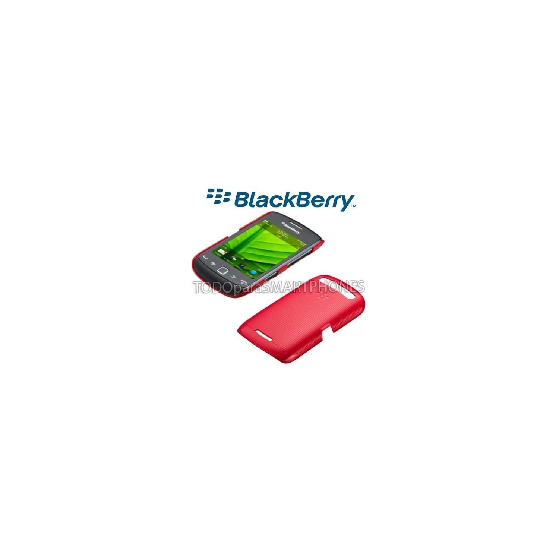 Hardshell Protector Blackberry 9380 Roja