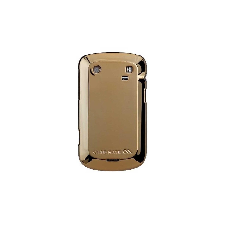 . Funda Protector CASE MATE oro para Blackberry 9900 9930 Bold