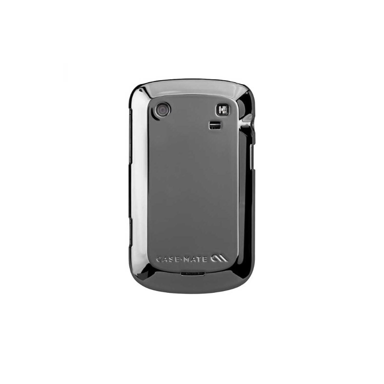 . Funda Protector CASE MATE plata para Blackberry 9900 9930 Bold