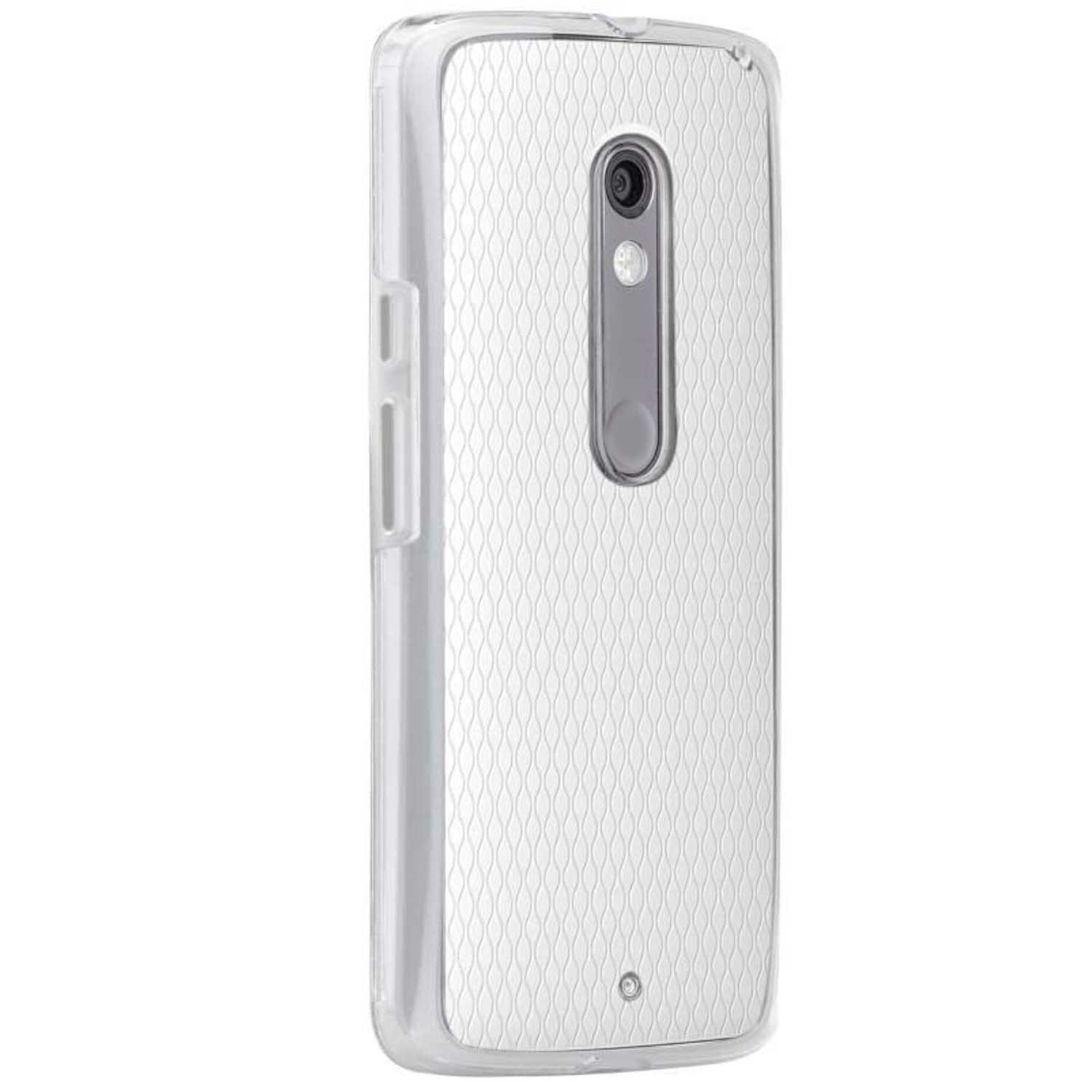Case Mate for HTC Moto X Play Clear