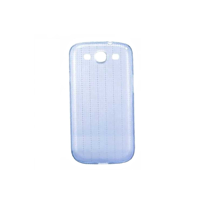. Funda Softshell Slim para Samsung S3 Azul Translucido