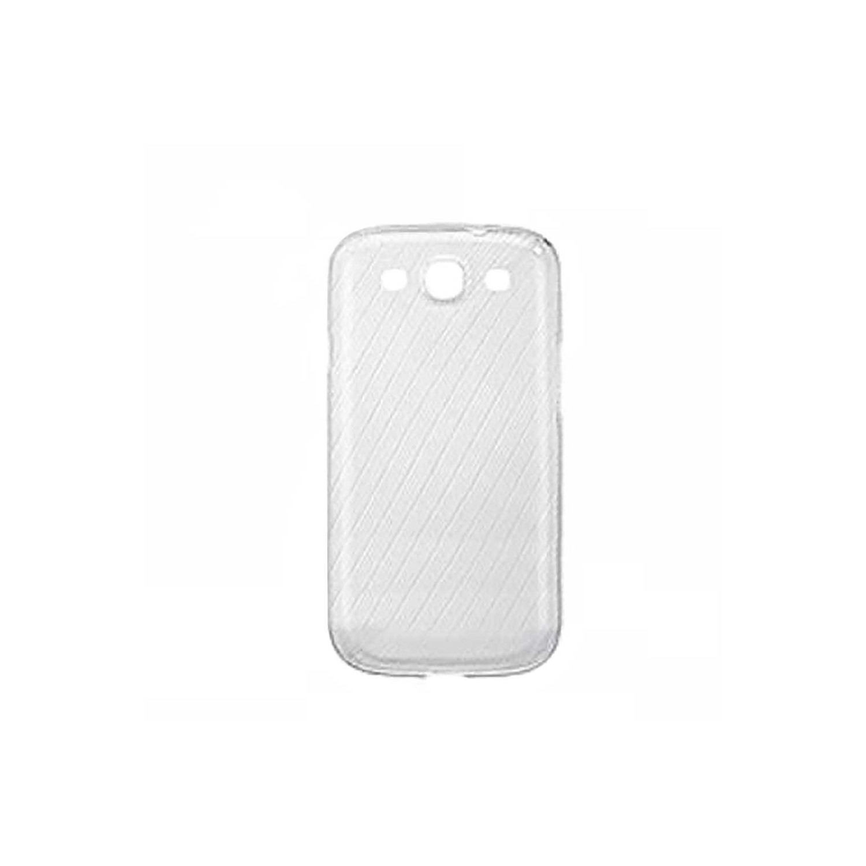 . Funda Softshell Slim para Samsung S3 Transparente