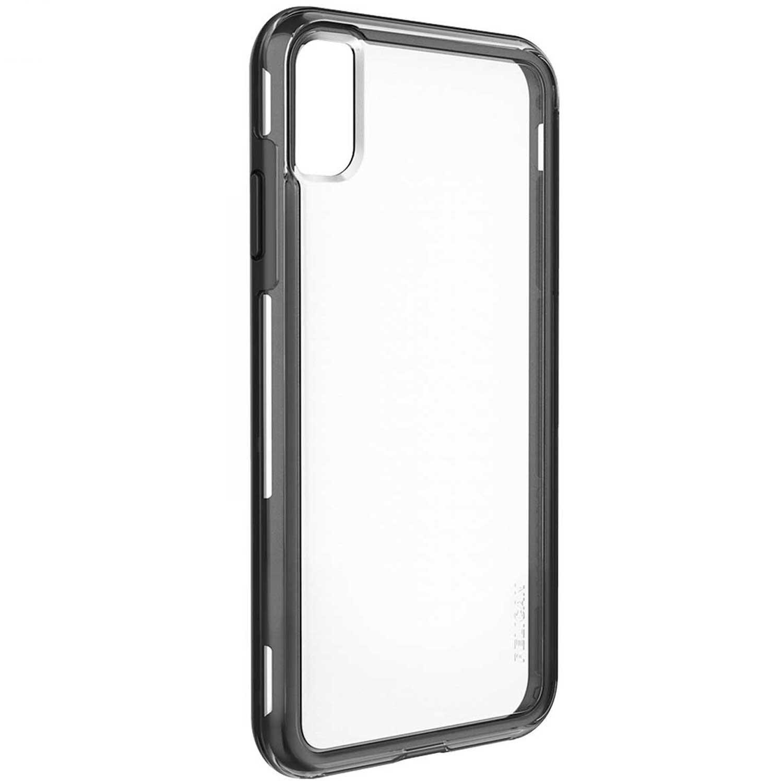 . Funda PELICAN Adventurer para iPhone XS MAX Neg Transparente