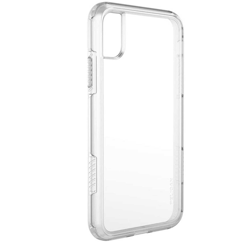 . Funda PELICAN Adventurer para iPhone XR Transparente Claro
