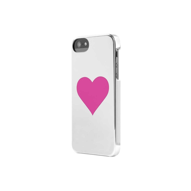 . Funda INCASE Snap Corazon para iPhone 5s y 5 iPhone SE 2016 1a gen