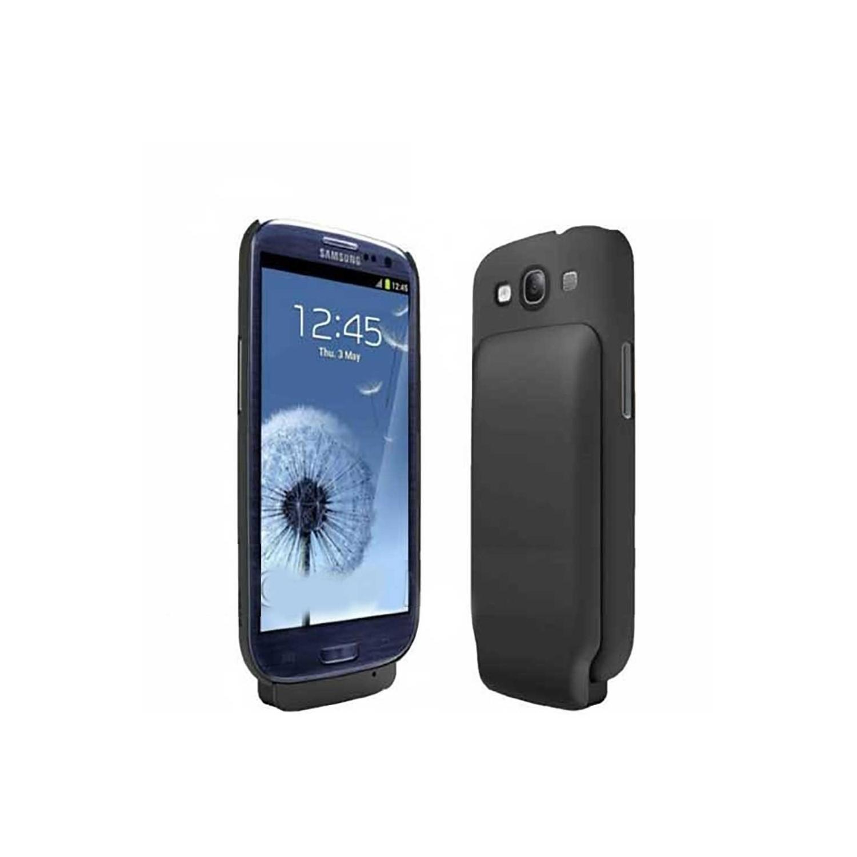. Funda Batería GRIFFIN para Samsung S3 negra 2000mah