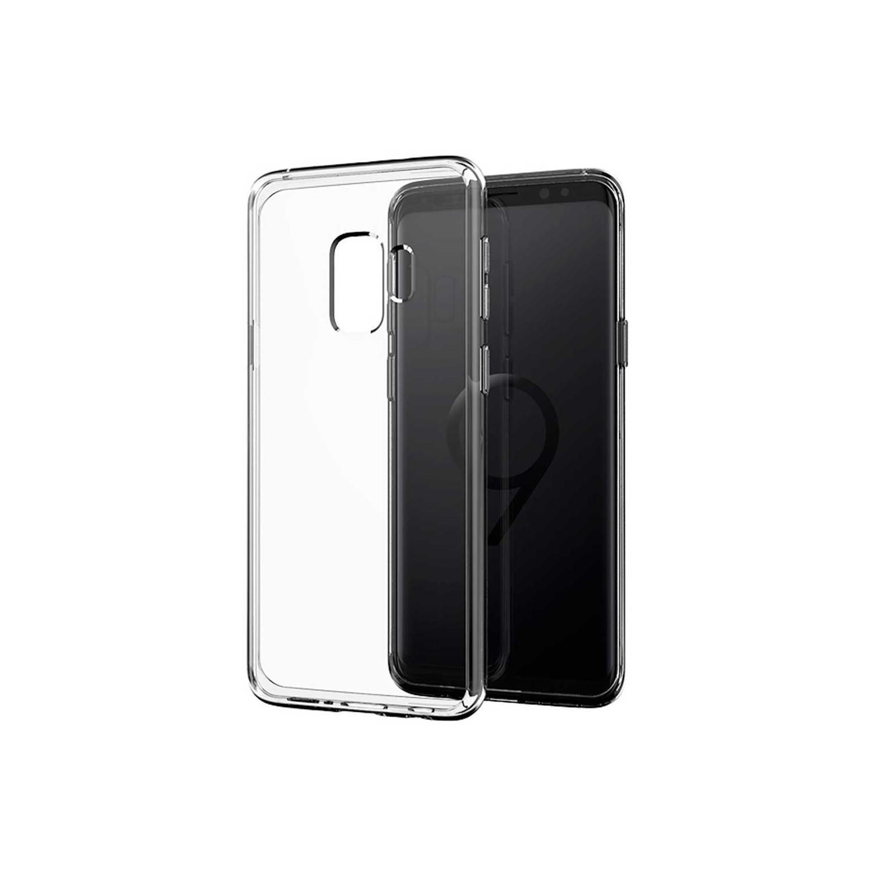 . Funda ARTSCASE Impact Hybrid para Samsung S9 Transparente
