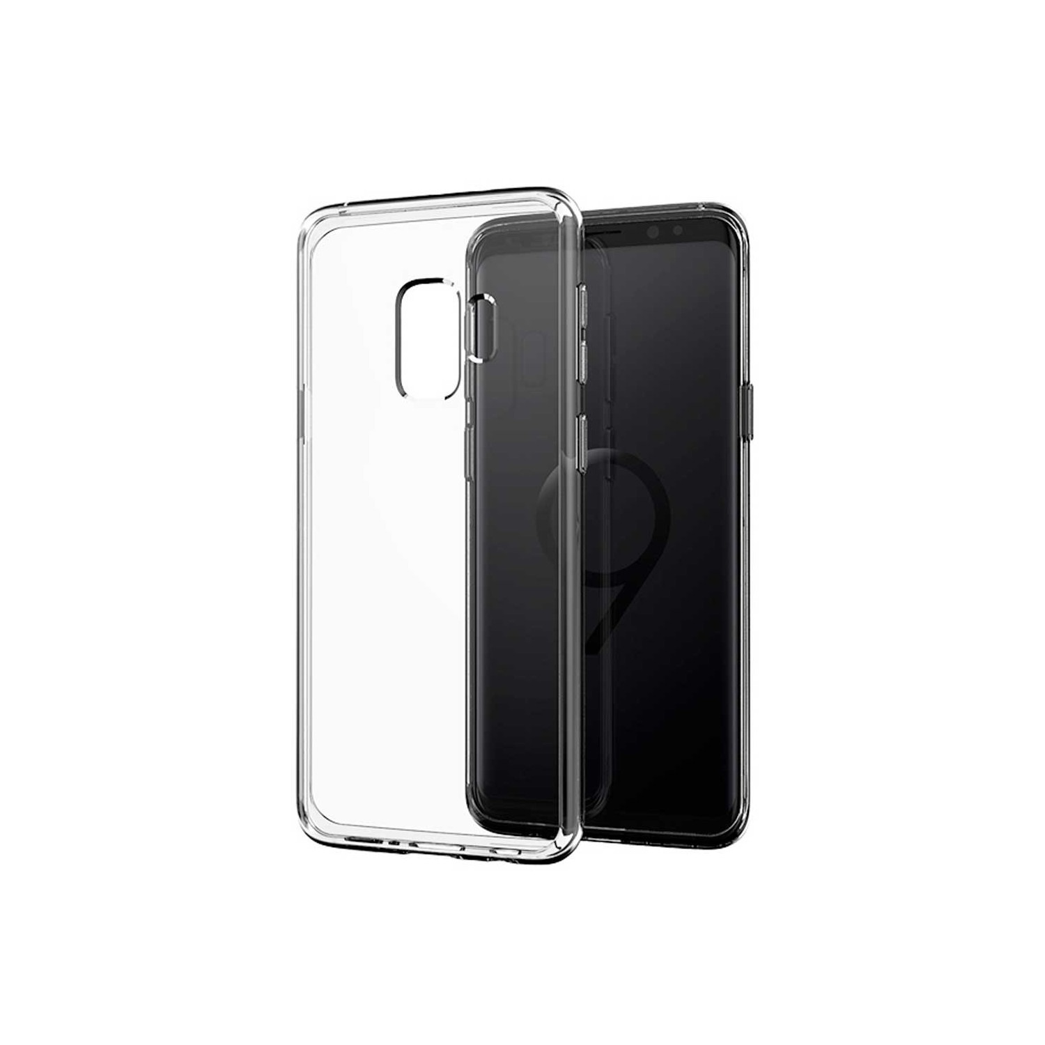Case - ArtsCase Impact for Samsung S9 - Clear
