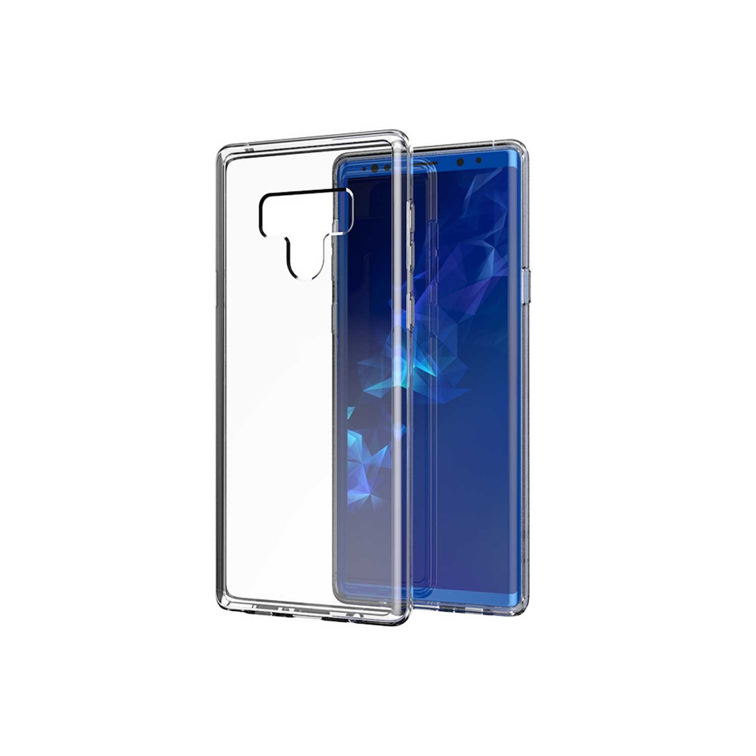 Case - ArtsCase Impact for Samsung NOTE 9 - Clear