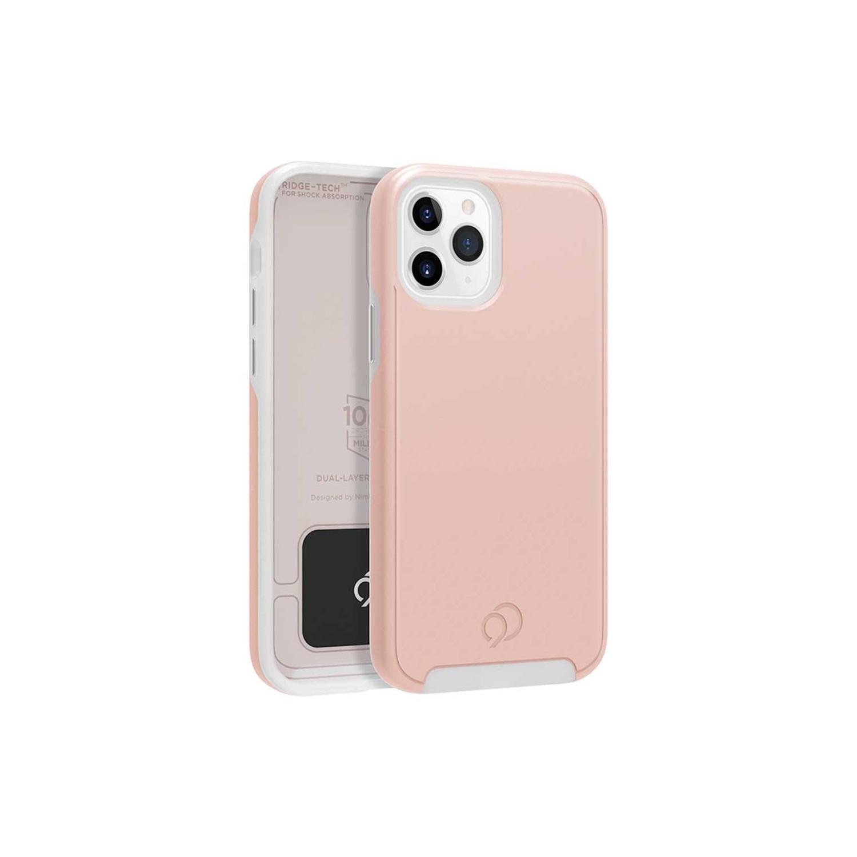 . Funda NIMBUS9 Cirrus para iPhone 12 y 12 PRO Rosa