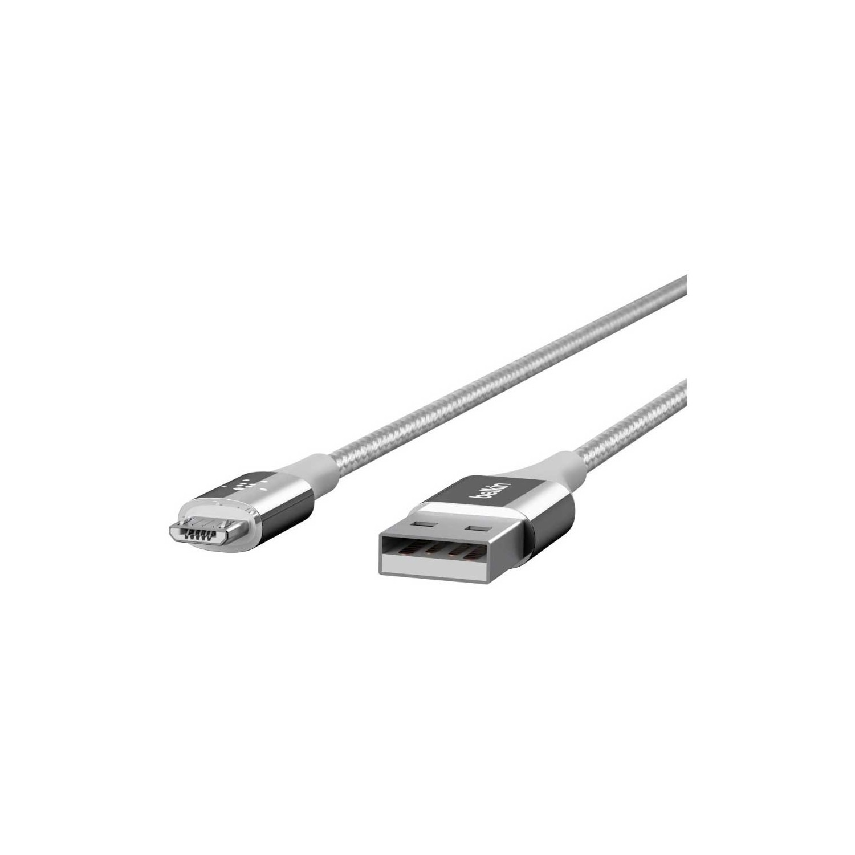Cable de Datos BELKIN Plata Micro USB Universal