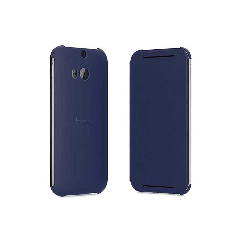 Case - Flip Case HTC OEM for HTC One M8 Warm Blue