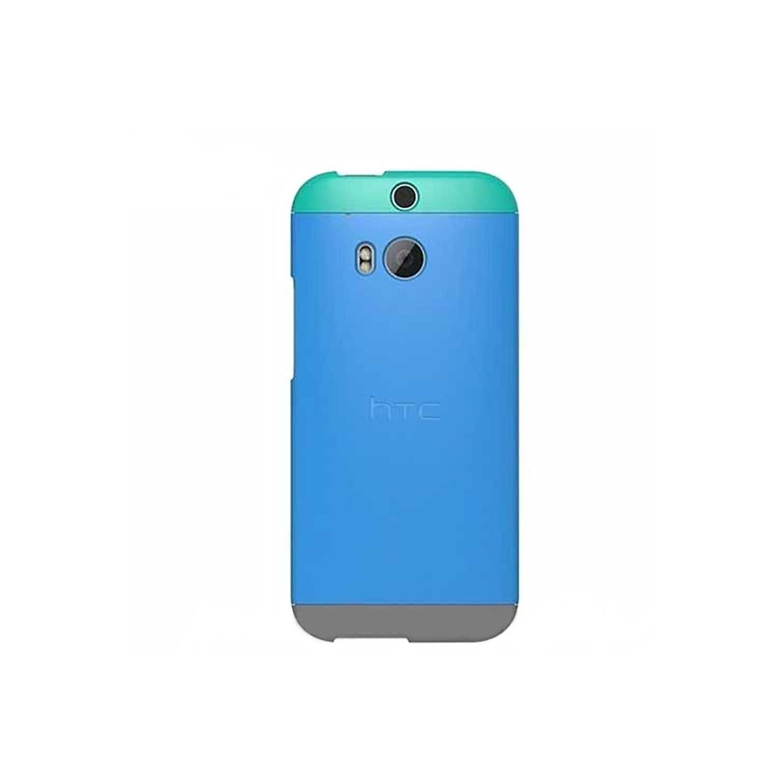 Case - Dip Case HTC OEM for HTC One M8 Blue