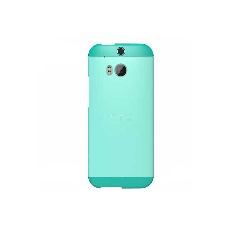 . Funda Dip Case para HTC One M8 Te verde