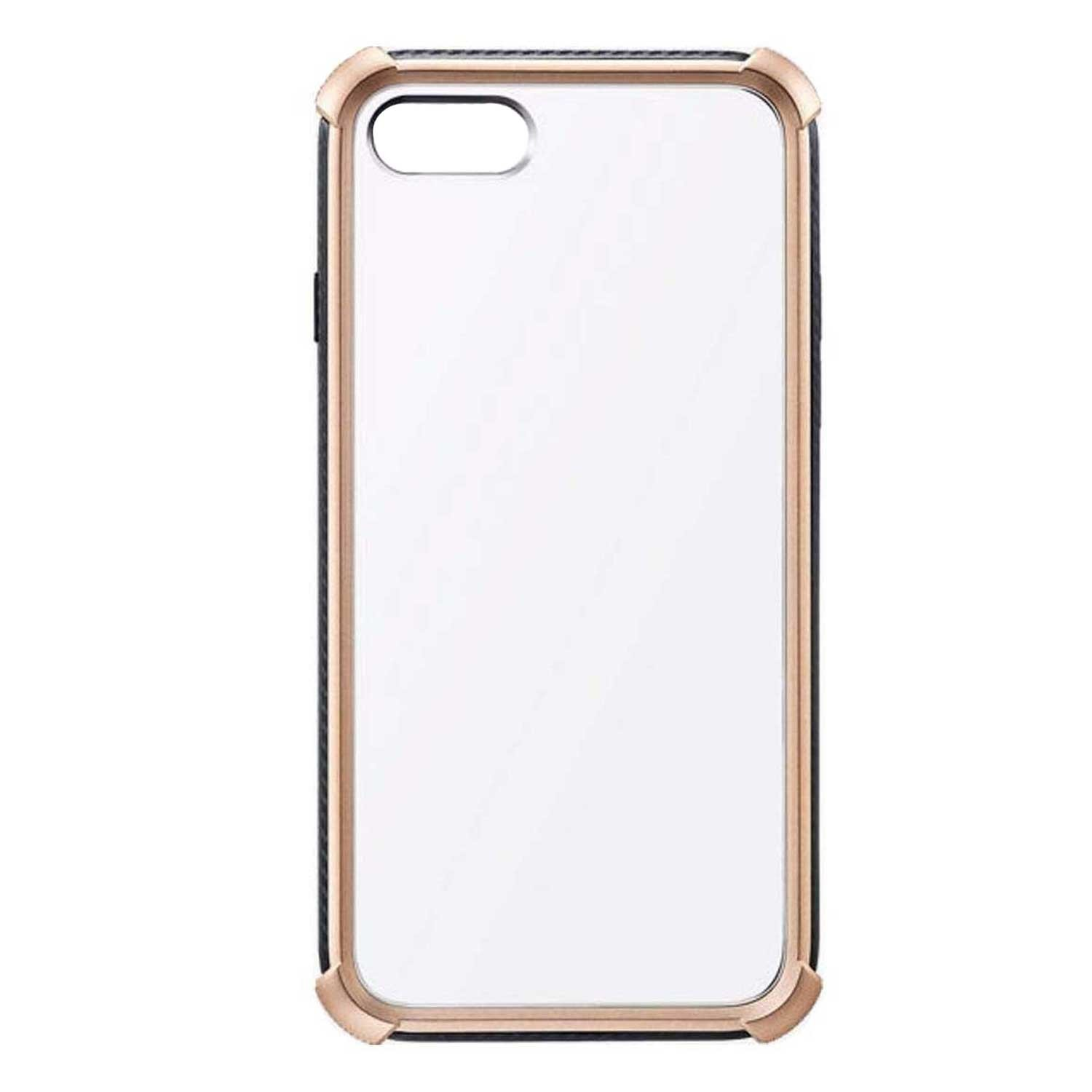 Case - MILK & HONEY for iPhone 8/7 clear with design