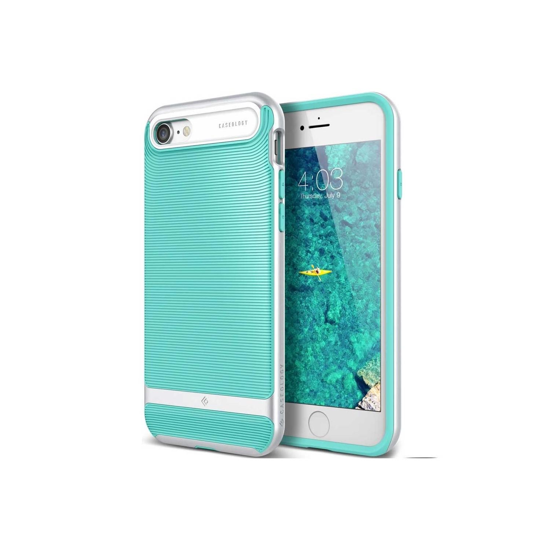 Case - CASEOLOGY iPhone 7 - Wavelength - Matte Black