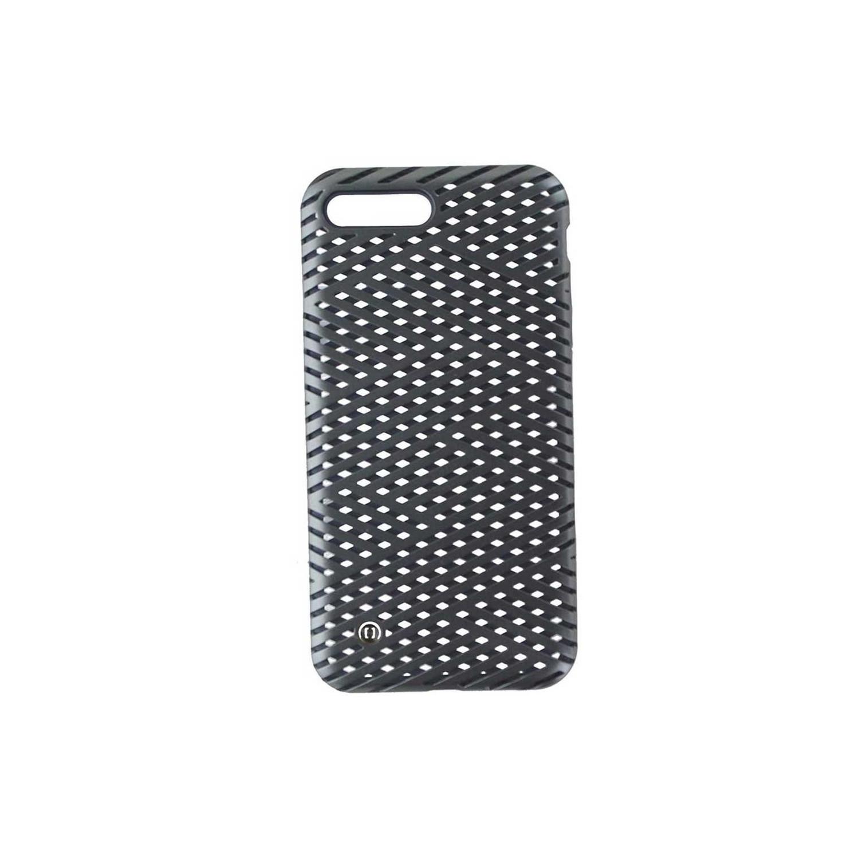 . Funda GRANITE para iPhone 8 PLUS y 7 PLUS Kaiser Negra Empaque con detalles
