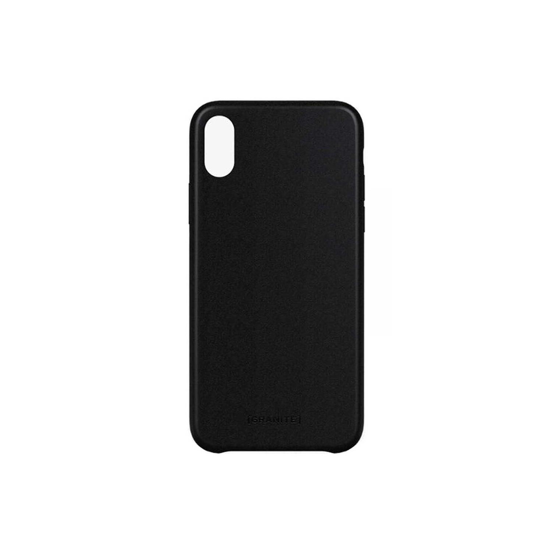 . Funda GRANITE para iPhone X y Xs Slim negra