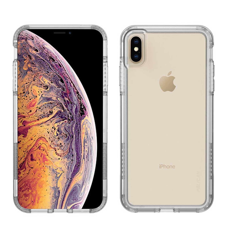 Funda PELICAN Adventurer iPhone Xs MAX  Transparente