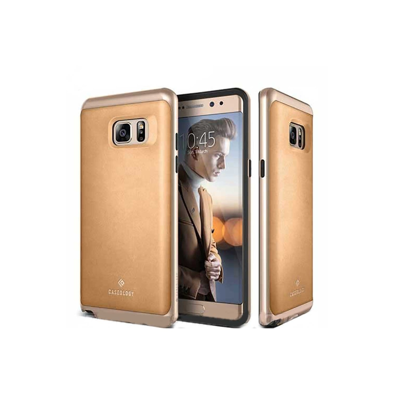 Case - CASEOLOGY Samsung Note 7 - Envoy - Beige