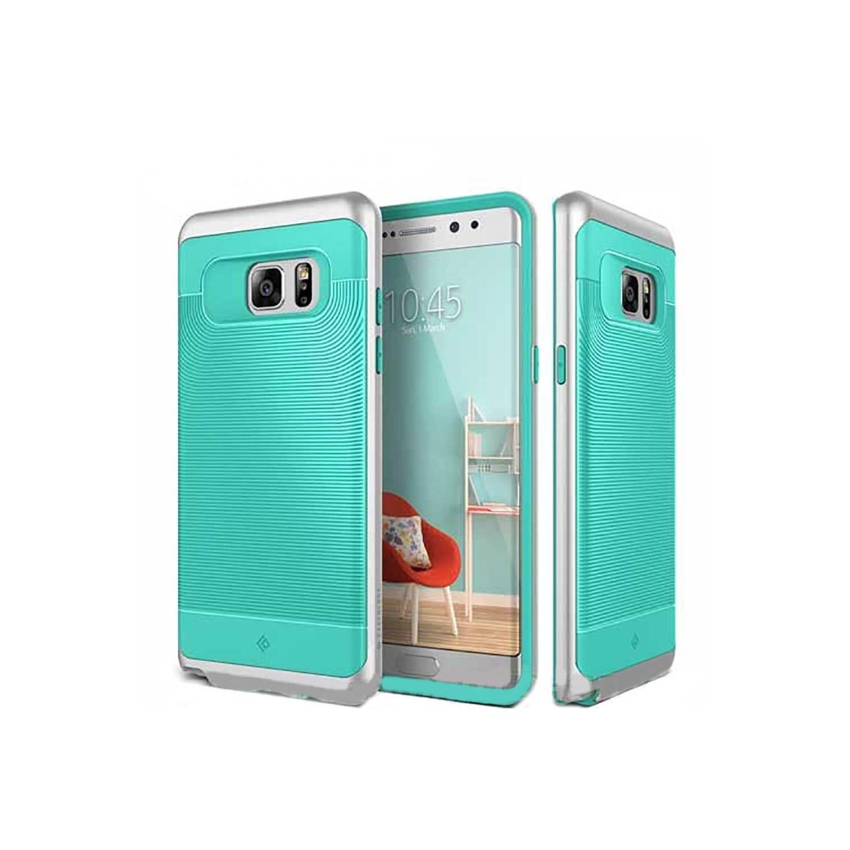 . Funda CASEOLOGY Wavelength Menta para Samsung Note 7