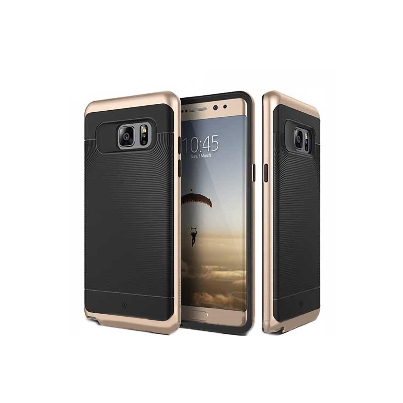 Case - CASEOLOGY Samsung Note 7 - Wavelength - Black Gold