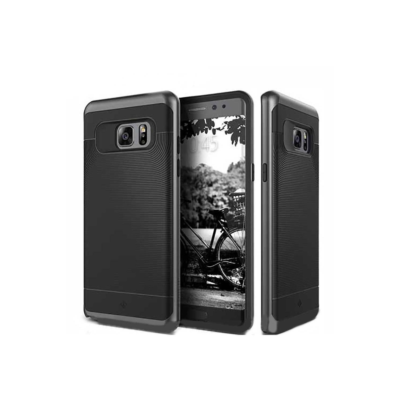 Case - CASEOLOGY Samsung Note 7 - Wavelength - Black
