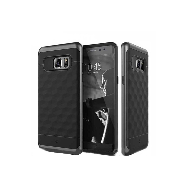 Case - CASEOLOGY Samsung Note 7 - Parallax - Black
