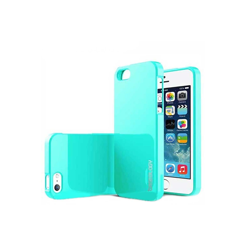 . Funda CASEOLOGY Drop Menta para iPhoneSE 2016 iPhone 5s y 5