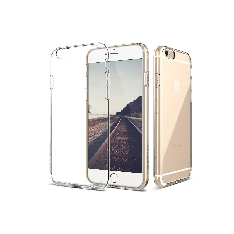 . Funda CASEOLOGY Fusion para iPhone 6 PLUS Transparente